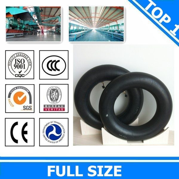high quality natural rubber butyl inner tube with a low price