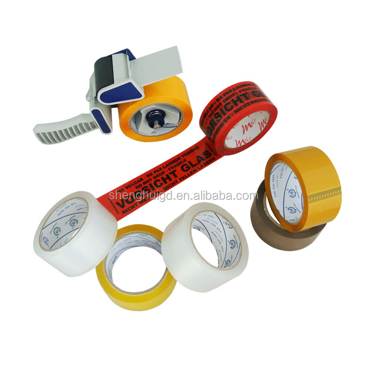 Big Size Machine Use Packing Good Viscosity Clear Tape