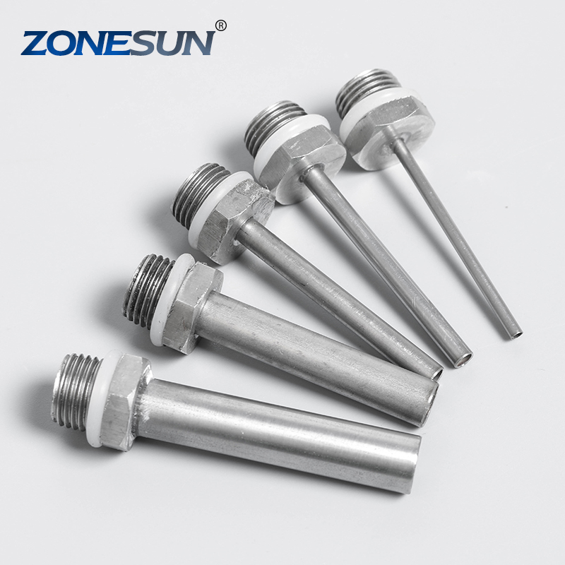 ZONESUN Filling machine Nozzle Multi-size Nozzle for machine <strong>A02</strong> A50 supply