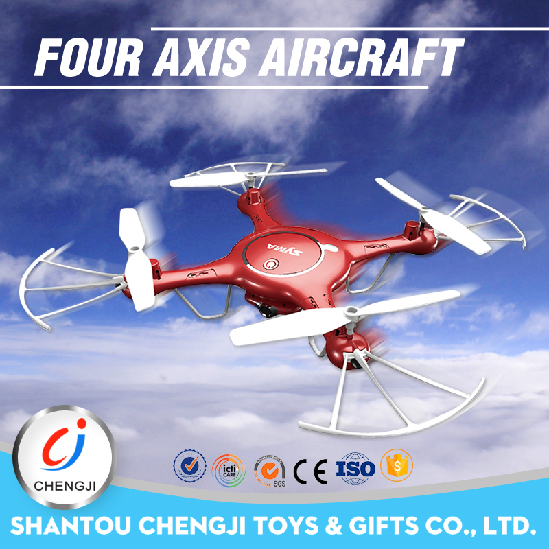 New professional drone 2.4g 4-axis ufo aircraft quadcopter with camera