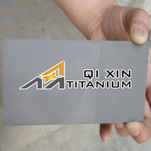 Customized Titanium Plate Platinum Electrodes for Water Ionizer