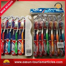 toothbrush foldable hotel tooth brush folding toothbrush factory price