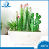 mixed artificial mini cactus/succulent bonsai for home decorations / garden decorations