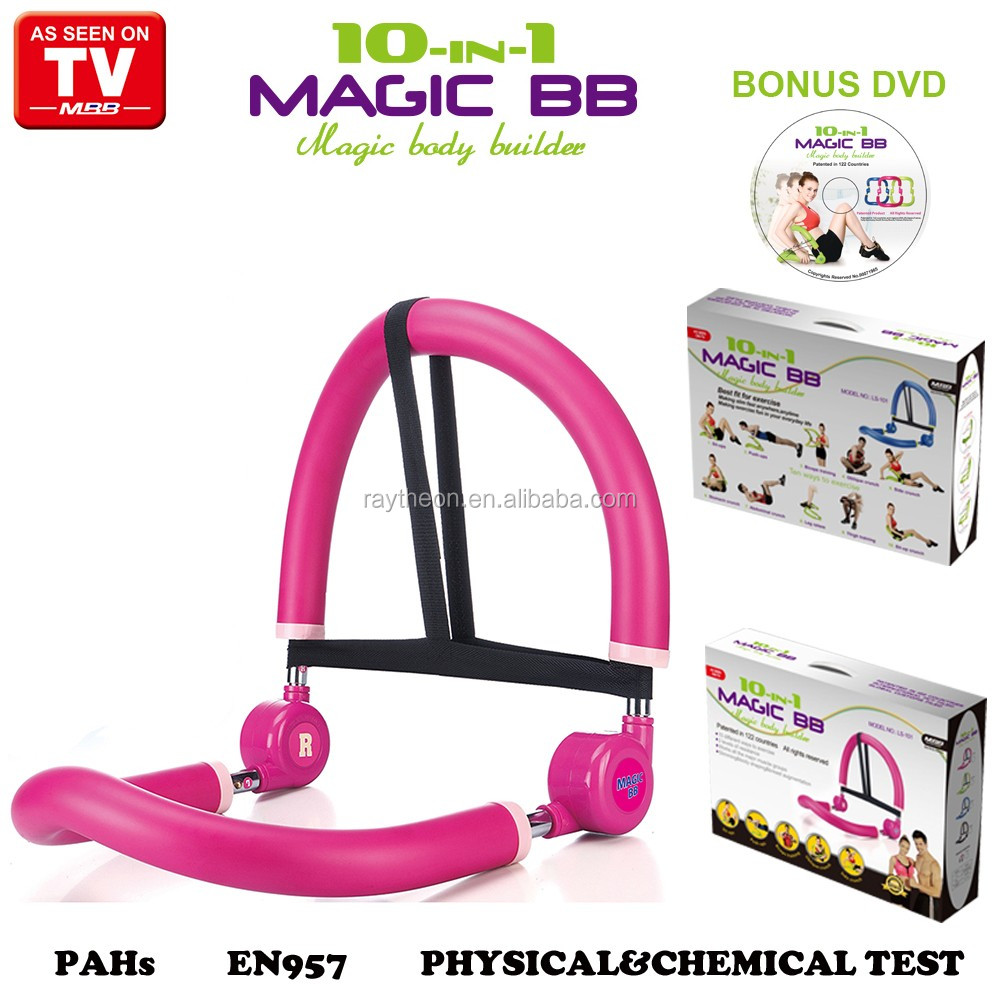 Wholesale High Quality Impact Steel Flex ABS Fitness Equipment