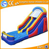 Hot selling inflatable slide pool inflatable floating water slide