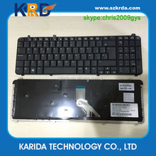 Original New Teclado Spanish notebook keyboard For HP Pavilion DV6-1000 DV6 laptop keyboard