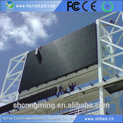 p10 indoor roof hang led video display