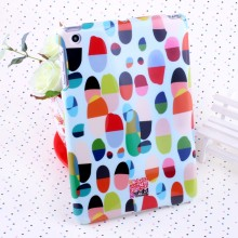 Colorful cobble OEM designed imd glossy case for ipad mini laptop accessories