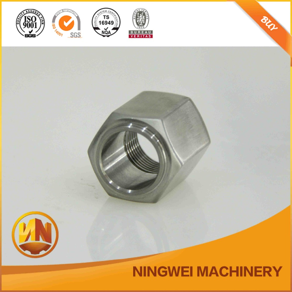 metal etching milling quick- coupling spare parts stainless steel milled