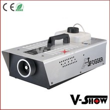 Professional 1200w led mini battery powered fog machine security