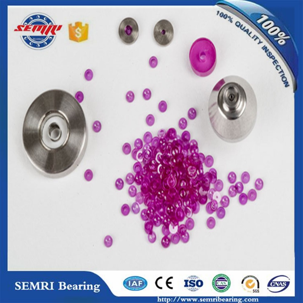 Customized Drawing Jewel Bearing Ruby Bearing Precision Bearing for Clock and Watch