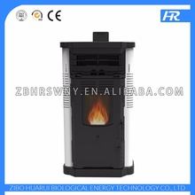 2017 modern design air heating biomass wood pellet stove for China