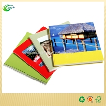 A4/A5 Matt/Glossy Lamination Softcover Book Printing Tourist Book Printed