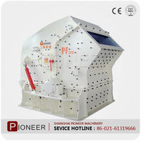 Shanghai crusher China high-efficent impact crusher