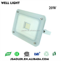 New hot sale SMD led 20w floodlight outdoor flood light with CE EMC