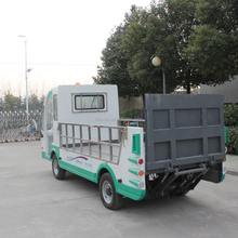 High quality light electric cargo truck
