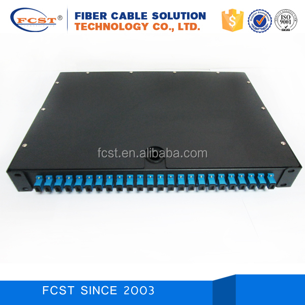 288 core fiber optic cabinet,wall mount patch panel