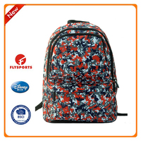 Wholesale high quality custom school bag backpack