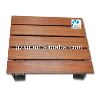 Wood Grain Aluminum Grooved Acoustic Panel
