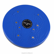 Exercise massage foot waist twisting disc,New model waist twister,Convenient body building balance trainer