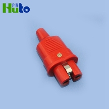 Silicone Rubber Or Ceramic Waterproof Industrial Plug And Socket