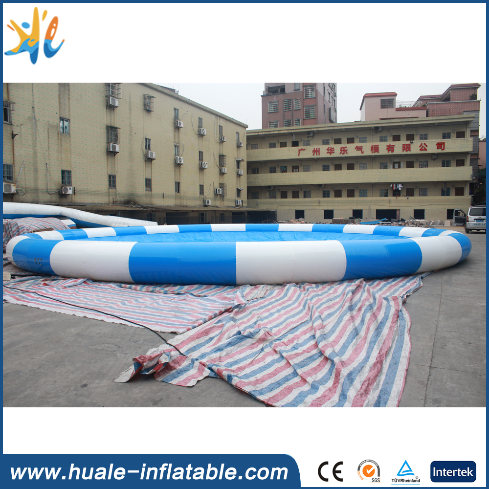Hot Selling Large Inflatable Swimming Pool Rental,Inflatable Pool for Sale
