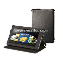New arrival! Genuine leather case for kindle fire stand case for kindle fire china manufacturers & suppliers