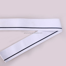 Customized Furniture Polyester Elastic Furniture Striped Ribbon