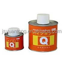 Fast drying PVC glue adhesive