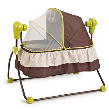 living room furniture Electric Baby Cot with Swing function (TY015)