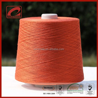 Super soft and smooth china spun silk yarn with 15% Cashmere