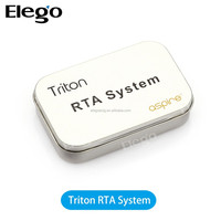 Elego Stock Available DIY Tool Kit Wholesale Triton RTA System Aspire