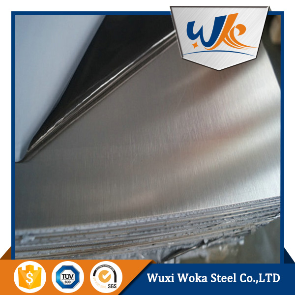 High luster,elegance,rigidity 304 stainless steel sheet no 4 satin finish