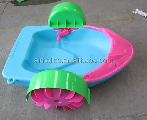 Promotion kids like paddle boat for sale W4003