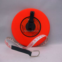 import KTC brand good quality latest model Altimeter with 0.3mm thickness blade 50m fiberglass tape measure with clip