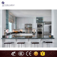 2015 Welbom Custom Stainless Steel Modular Kitchen Price