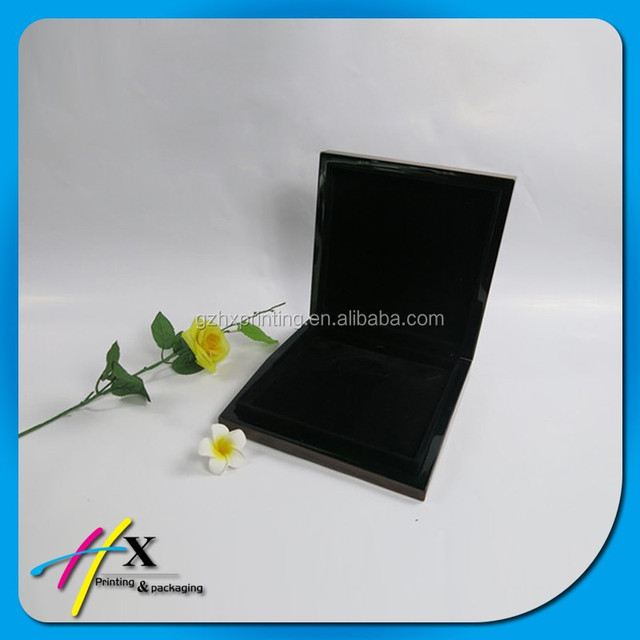 High Glossy Piano Lacquer Wooden Boxes for Necklace