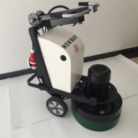 Gear Box 220v 380v Concrete Marble Terrazo Wet Dry Grinder Self Propelled Gridner Abrasive Floor Cleaning Machine