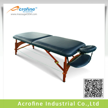 Top grade hand made luxury massage table with CE massage table paper roll
