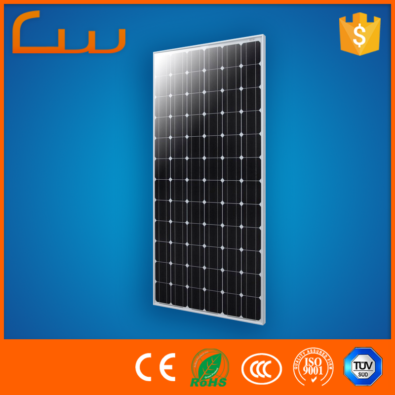 Energy saving factory supply 12v 100w 250w solar panel price