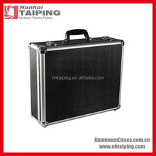 Lockable Cheap Household Portable Silver Aluminum Hairdressing Tool Case