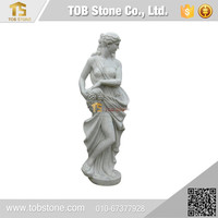 Nature stone antique marble statues for sale