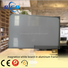 Office aluminum frame Magnetic whiteboard WA4560