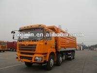 Hot selling for used shacman F3000 huge Dump Truck 8x4 in good price