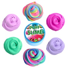 Amazon best selling cheap colorful crazy DIY slime kit for kits