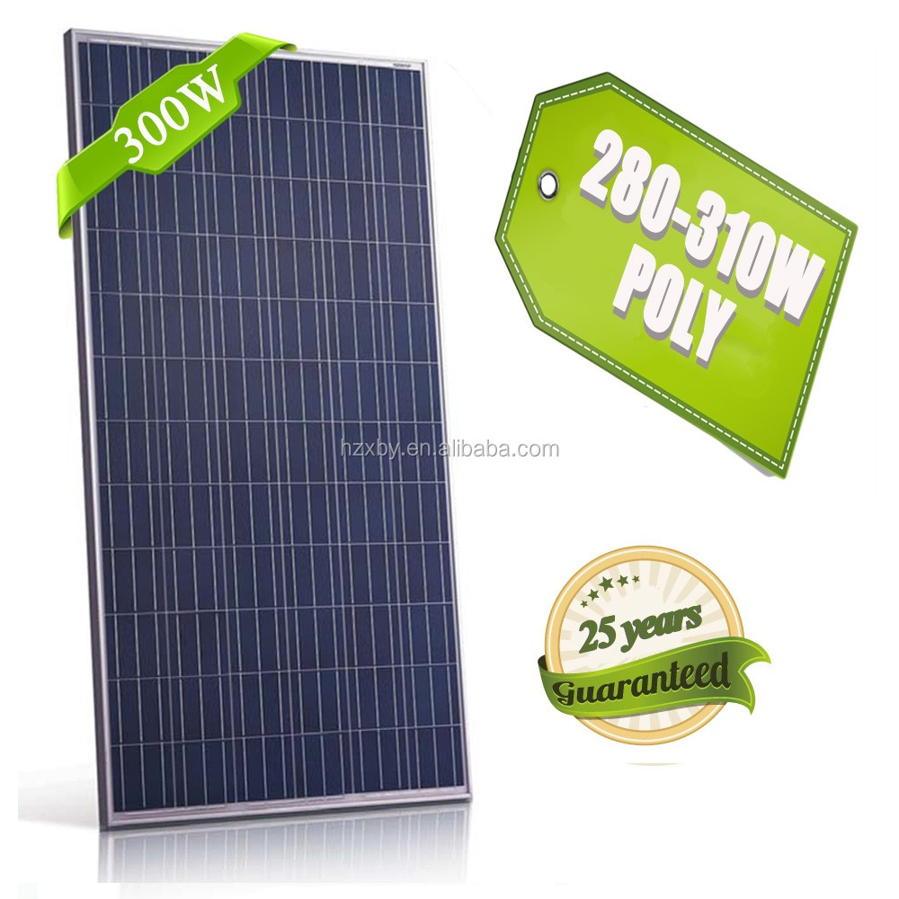 Cheap solar panels 6V 12V 18V 36V 54V PV 5W 10W 50W 100W 150W 200W 250W 300W Mono and Poly solar system panel