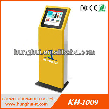 MultiMedia Electronic Information Touch Screen Self-Service Kiosk