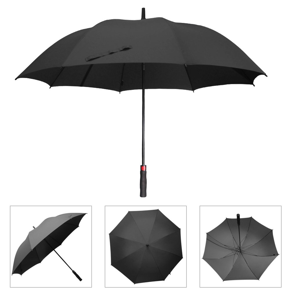 Good quality new design Cheap Auto Open reverse inverte Transparent straight umbrella