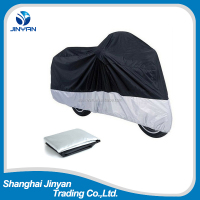 190T ployester Waterproof durable motorcycle cover