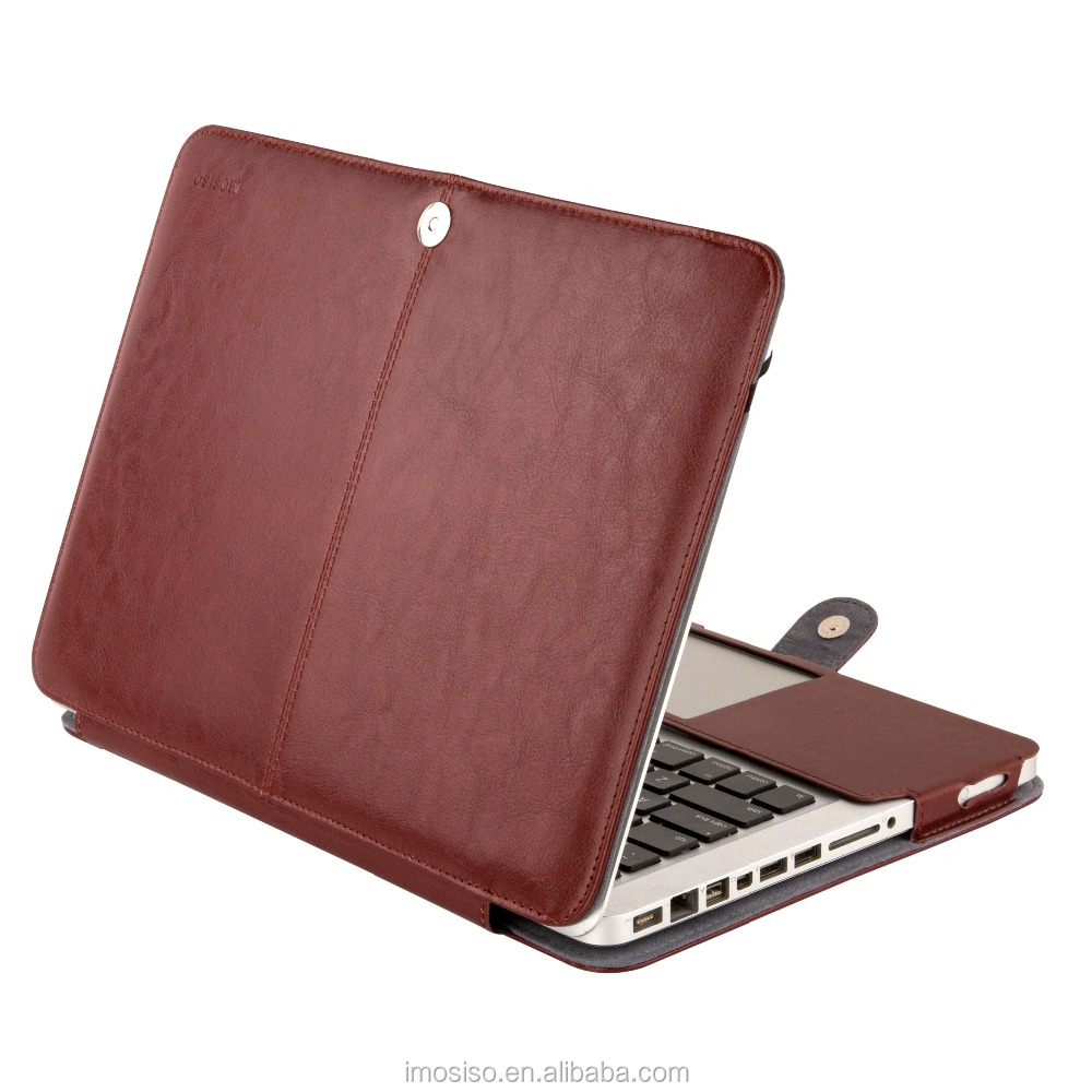 Laptop PU Leather Sleeve Case OEM laptop scratch-resistance tablet pc skin case cover PU sleeve